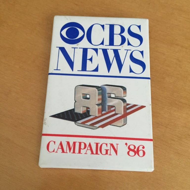 CBS News Campaign 86