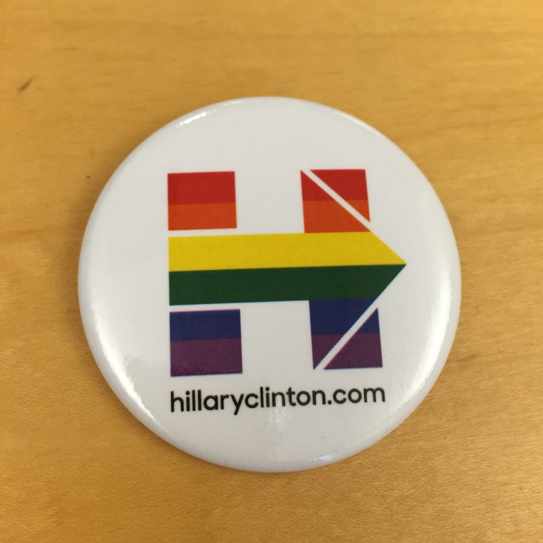 Hillary LGBTQ