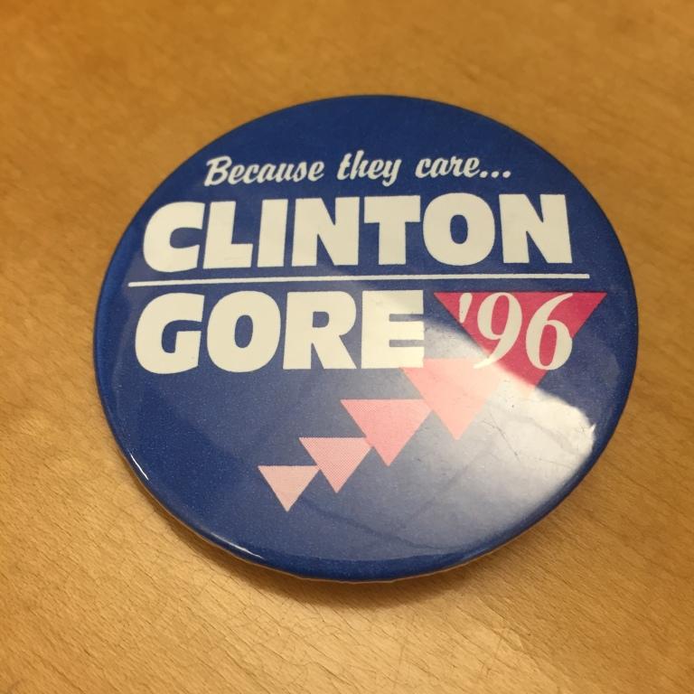 Clinton Gore '96