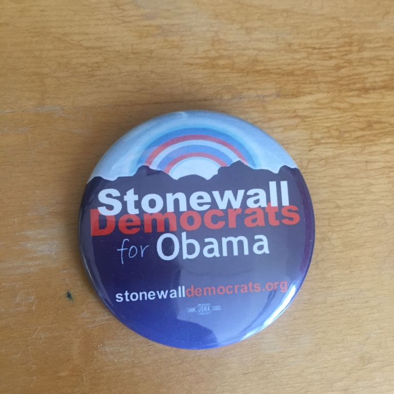 Stonewall Dems for Obama