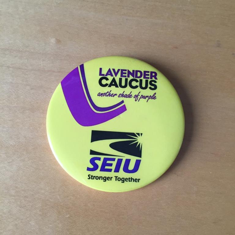 SEIU Lavender Caucus