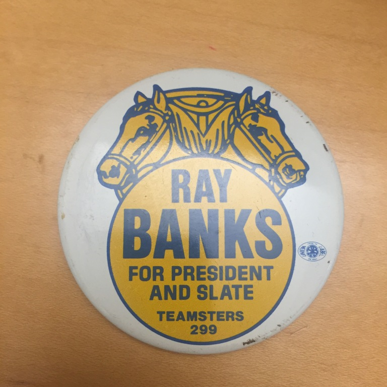 Ray Banks/ Teamsters